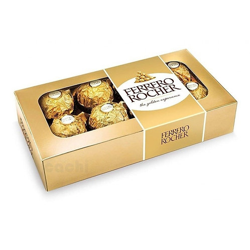 Bombones Ferrero Rocher 8 unidades