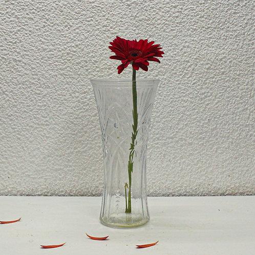 Floreros de vidrio
