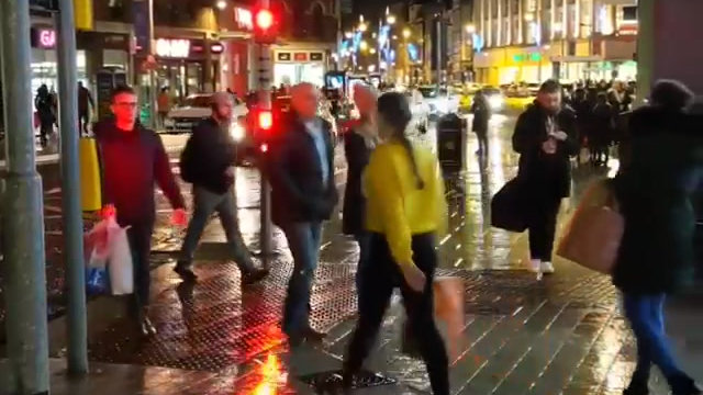 Girl In The Yellow Jumper