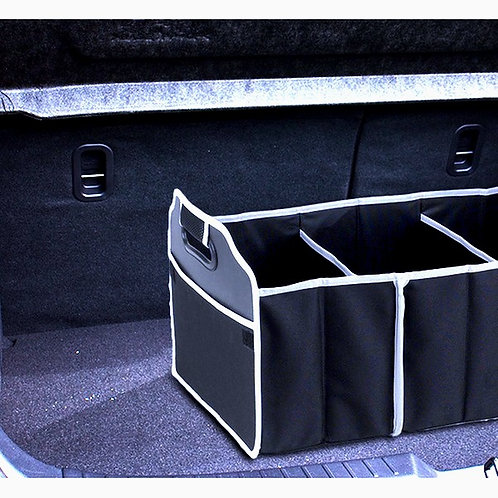 Dumpster Diving Collapsible Trunk Organizer Tote