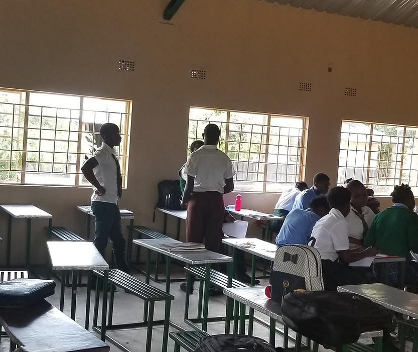 Mfuwe Day School