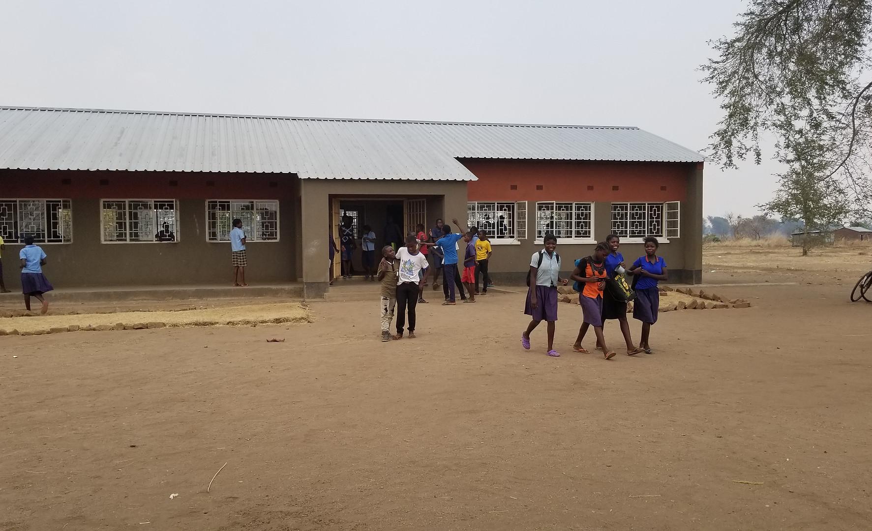Katapila School exterior