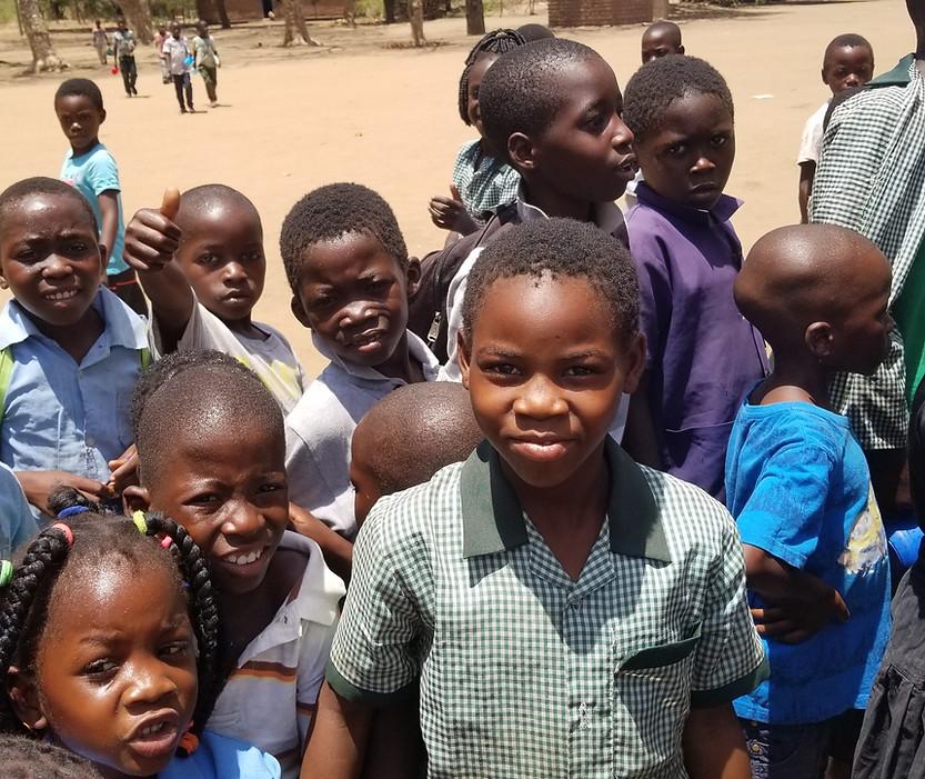Katapila School students