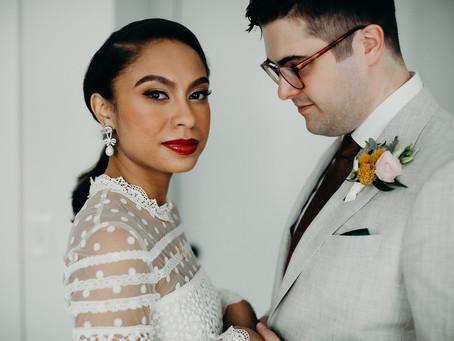 Milwaukee bridal makeup