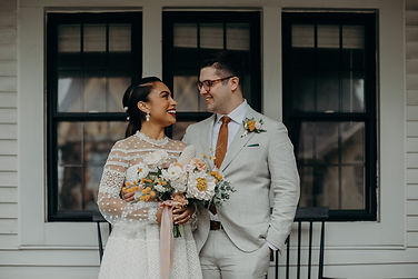 Milwaukee Ivy House wedding