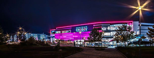 Chodov Shopping Mall