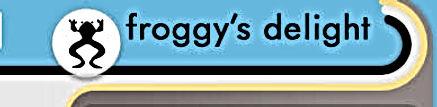 Froggy's Delight I Eclats Rémanence
