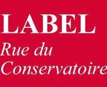 Label Rue du Conservatoire I Eclats Rémanence
