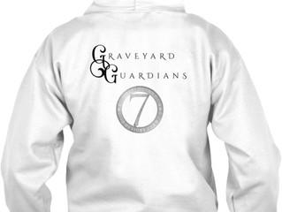 Graveyard Guardians Hoodies and Tees!