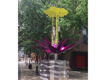 """RainKeep Three Sisters"" sculpture coming to Casey Farm"