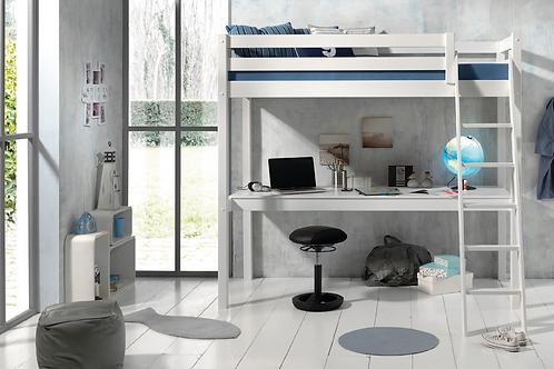 Pino blanc avec bureau