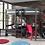 Thumbnail: Pino taupe sofa et bureau