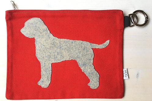 VIP - Pochette, bustina Portadocumenti del tuo cane Lagotto