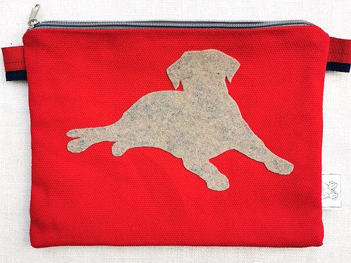 VIP - Pochette, bustina Portadocumenti del tuo Labrador