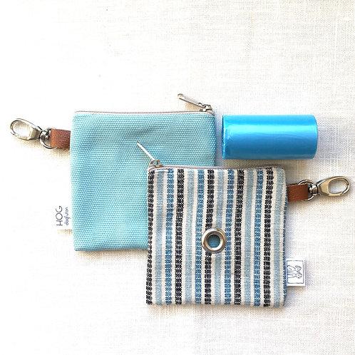 Easybag Stripe Turquoise/Azul