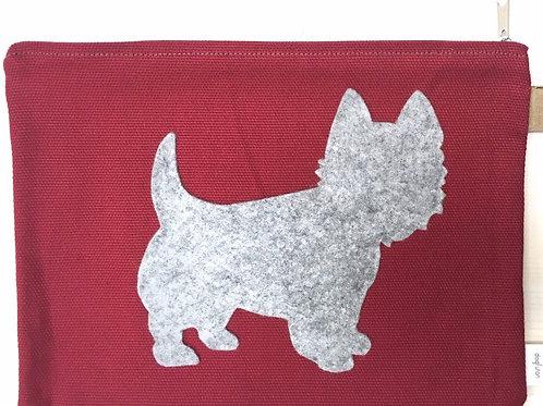 VIP - Pochette, bustina Portadocumenti West Highland White Terrier