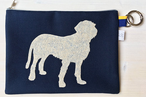 VIP - Pochette, bustina Portadocumenti del tuo cane Spinone