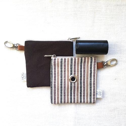 Easybag Stripe Choco/Beige