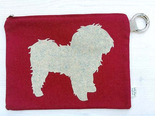 VIP - Pochette, bustina Portadocumenti cane Maltese e Shih Tzu
