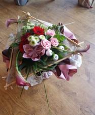 Bouquet triangle