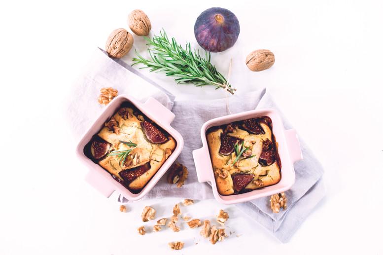Fig&Cheese Cake