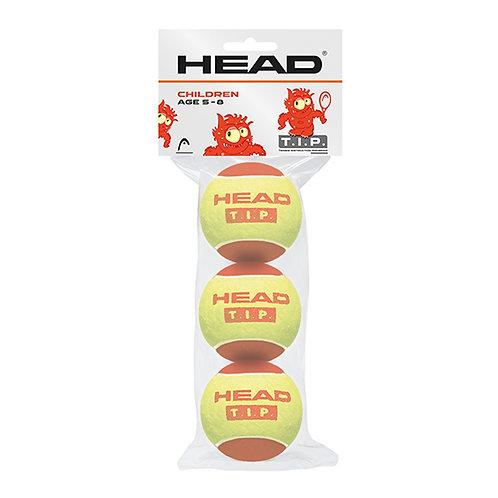 Balles Head red ( carton 16 sachets x3 )