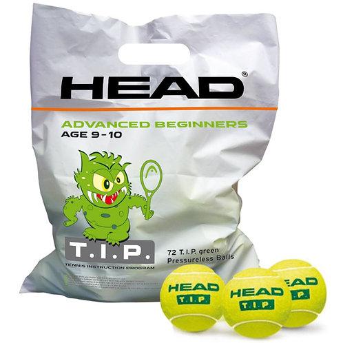 Balles Head green ( avec baril )