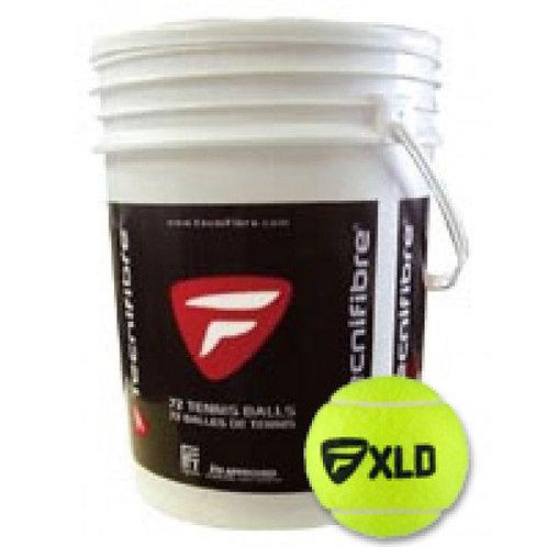 Balles Tecnifibre XLD ( Baril : 72 balles )
