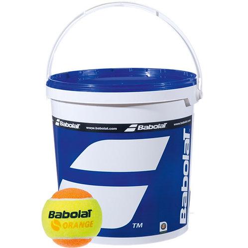 Balles Babolat orange ( baril : 36 balles )