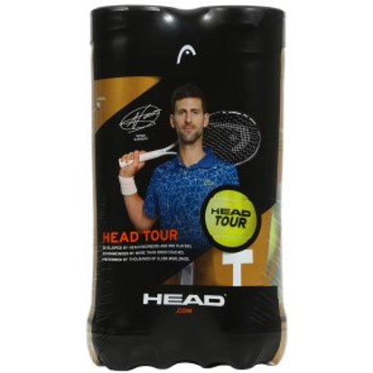 Balles BiPack Head Tour