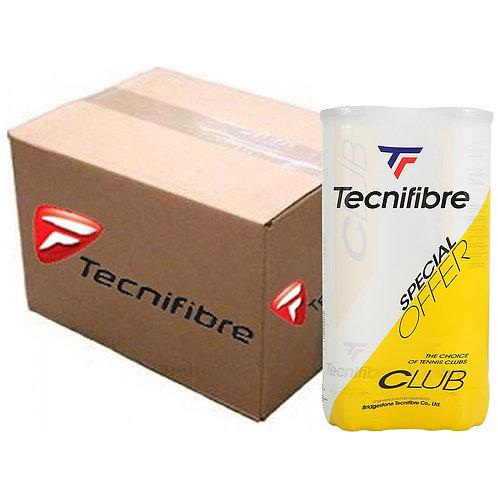 Carton Tecnifibre TF Club 36 tubes de 4 balles