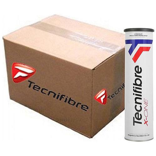 Carton Tecnifibre X-One 36 tubes de 4 balles