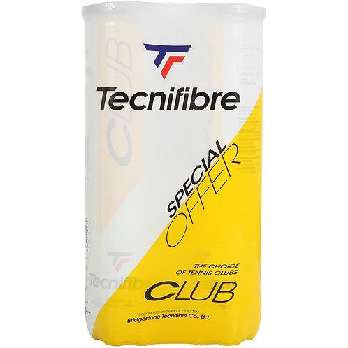Balles BiPack Tecnifibre Club