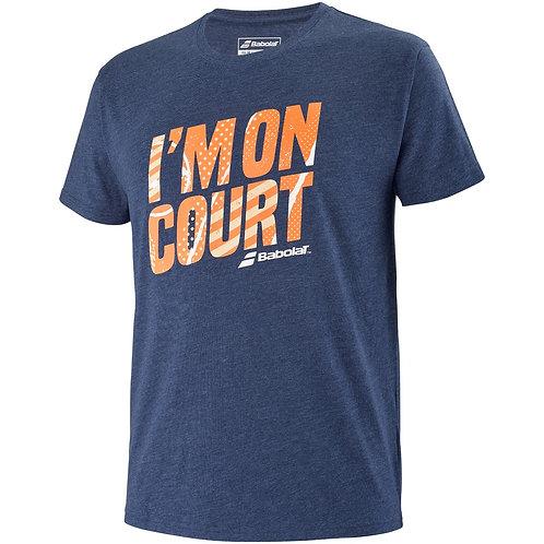 T-Shirt Coton Babolat