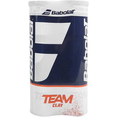 Balles Bipack Babolat Team Clay