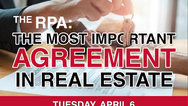 RPA Class   The Most Important Agreement in Real Estate