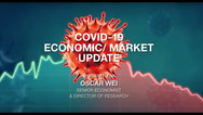 COVID19   ECONOMIC/ MARKET UPDATE with Oscar Wei, Senior Economist & Director of Research