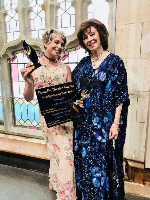 Dunedin Theatre Awards with Terry MacTavish