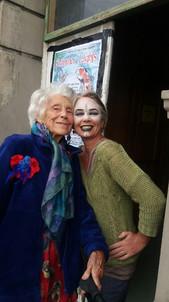 With Shona Dunlop MacTavish