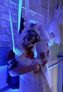 White Rabbit in 'Alice'