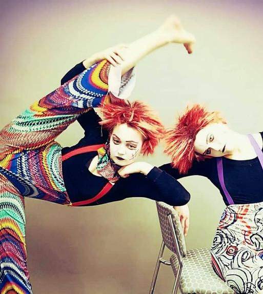 Aerial Dolls