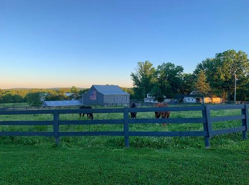 Front Pastures Equus Barn