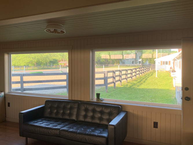 Viewing lounge view of Outdoor