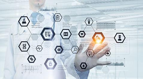 High technology business Stock Photo 06.