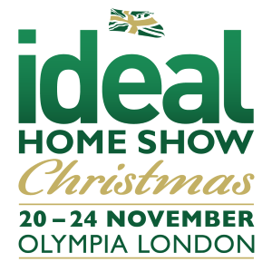 Cressida Harte at Ideal Home Show Christmas 2019