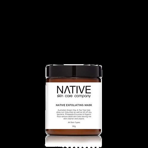 Native Exfoliating Mask