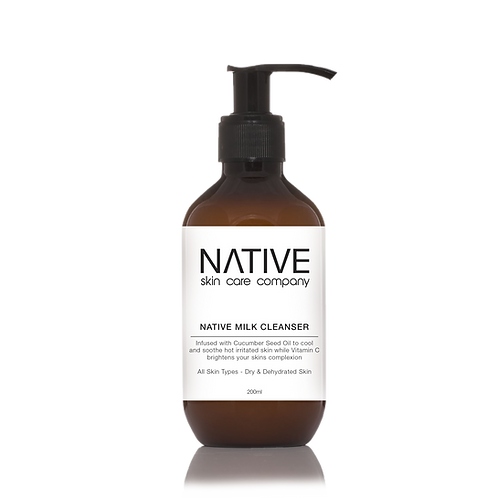 Native Milk Cleanser
