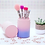 Thumbnail: Cressida Harte 5pcs Rainbow Unicorn Brush Set with Case Holder