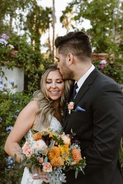 Brittany and Matt Silverado California Intimate Wedding Portraits-39