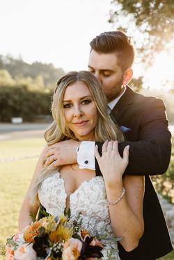 Brittany and Matt Silverado California Intimate Wedding Portraits-22